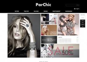 PARCHIC (PayPal 결제모듈연동)